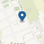 """Integracyjny Punkt Przedszkolny """"Tuptusie"""" w Sopocie na mapie"""