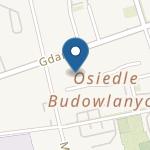"""Przedszkole Niepubliczne """" Jarzębinka """" Mirosława Przybylak na mapie"""