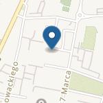 Niepubliczne Dwujęzykowe Przedszkole Montessori House na mapie