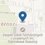 """Niepubliczne Przedszkole """"Dziecięce Warsztaty"""" na mapie"""