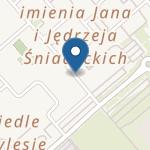 """Niepubliczne Przedszkole """"Jaś i Małgosia"""" Małgorzata Golan na mapie"""