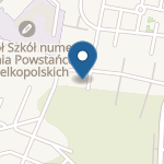 """Prywatne Przedszkole """"Lisek Urwisek"""" w Swarzędzu na mapie"""