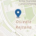 Prywatne Przedszkole Niepubliczne nr 2 w Lesznie na mapie