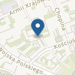 Niepubliczne Przedszkole Plastuś na mapie