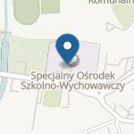 """Przedszkole Niepubliczne """"Jesteś """" w Węgorzewie na mapie"""