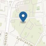 """Przedszkole Niepubliczne """"Motylek"""" w Łomży na mapie"""