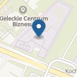 """Niepubliczne Naukowe Przedszkole Integracyjne """"Mini College"""" w Kielcach na mapie"""