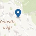 """Niepubliczne Przedszkole """"Zielona Kraina"""" na mapie"""
