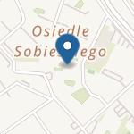 """Niepubliczne Przedszkole """"Akademia Zucha"""" na mapie"""