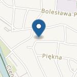 Przedszkole Niepubliczne nr 2 w Zgorzelcu na mapie