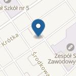 """Przedszkole Niepubliczne """"Gabilandia"""" na mapie"""