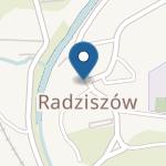 """Niepubliczne Przedszkole """"Tęczowe Przedszkole"""" 32-052 Radziszów, ul. Jana Pawła II 12 na mapie"""