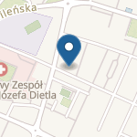 """Klub Malucha """"Chatka Puchatka"""" Integracyjne Przedszkole na mapie"""
