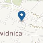 """Niepubliczne Przedszkole Językowe """"Calineczka"""" na mapie"""