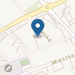 """Prywatne Przedszkole Językowe-Terapeutyczne """"Tęczowa Kraina"""" na mapie"""