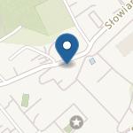Przedszkole Prywatne Bajkowy Świat na mapie