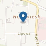 Przedszkole na Hołowiesku na mapie