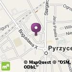 Przedszkole Publiczne nr 3 z Oddziałem Integracyjnym w Pyrzycach na mapie