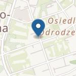 """Niepubliczne Naukowe Przedszkole Integracyjne """"Mini College"""" w Skarżysku-Kamiennej na mapie"""