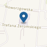 Przedszkole Miejskie nr 3 w Tuszynie na mapie