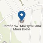 """Niepubliczne Przedszkole """"U Lolka"""" na mapie"""
