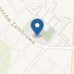 Miejskie Przedszkole nr 5 w Zambrowie na mapie