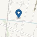 Niepubliczne Przedszkole Językowe Happy Kids w Piotrkowie Trybunalskim na mapie