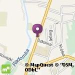 """Edukacyjne Centrum dla dzieci """"Bajkowa Kraina"""" na mapie"""
