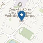 Pierwsze Niepubliczne Przedszkole w Sierpcu Edukidsmed Akademia Samodzielności na mapie