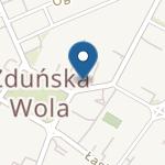 """Przedszkole Niepubliczne """"Akademia Myszki Miki"""" na mapie"""