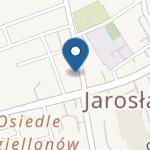 Miejskie Przedszkole nr 11w Jarosławiu na mapie