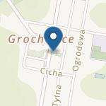 """Niepubliczne Przedszkole """"Mali Giganci"""" na mapie"""