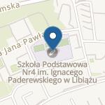 Przedszkole Samorządowe nr 3 z Oddziałami Integracyjnymi w Libiążu na mapie