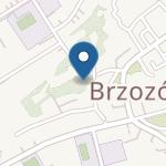 Przedszkole Specjalne w Specjalnym Ośrodku Szkolno-Wychowawczym im. Bł. Ks. B. Markiewicza w Brzozowie na mapie