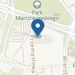 Niepubliczne Dwujęzyczne Przedszkole Kids&Co na mapie