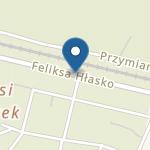 """Katolickie Przedszkole """"Ogródek św. Franciszka"""" na mapie"""