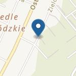 """Niepubliczne Przedszkole """"Zielona Żyrafa"""" na mapie"""