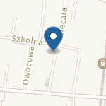 """Niepubliczne Przedszkole """"Szkrabuś"""" w Piotrkowie Trybunalskim na mapie"""