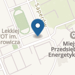 Niepubliczne Przedszkole Centrum Kids w Dębicy na mapie