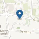 Freblowskie Przedszkole Specjalne św. Józefa w Tarnowie na mapie