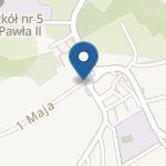 """Niepubliczne Przedszkole Terapeutyczne """"Na Majowej"""" na mapie"""