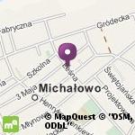 Gminne Przedszkole w Michałowie na mapie