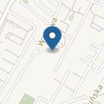 Miejskie Przedszkole nr 1 w Kwidzynie na mapie